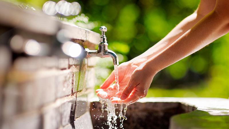 O que é água potável?